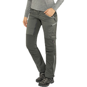 Lundhags Makke Broek Dames, granite/charcoal
